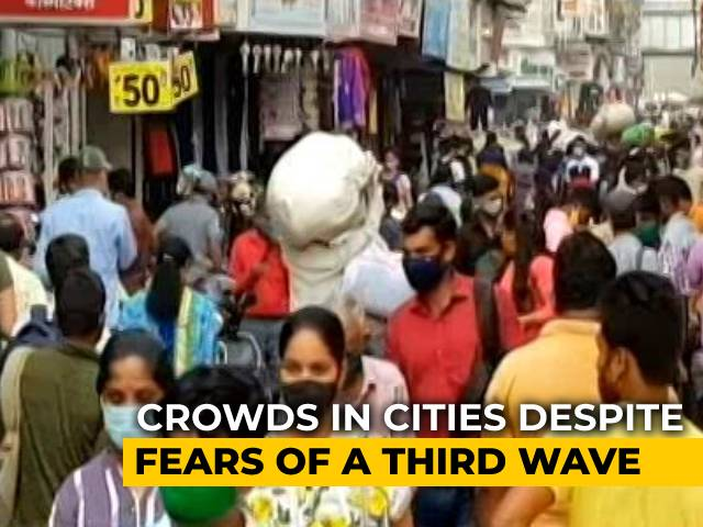 Video : Next 100 To 125 Days Are Critical In Fight Against Covid In India: Centre
