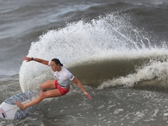 Tokyo Games: Hawaiian Surfer Carissa Moore Wins Historic Olympic Gold