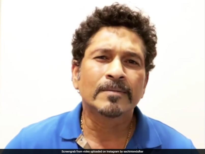 Sachin Tendulkar Experiments With His Look. Which One Is Your Favourite?
