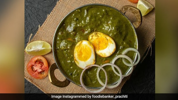 Green Masala Egg Curry: Give A Colorful Twist To Your Classic Egg Curry And Make Green Masala Egg Curry At Home