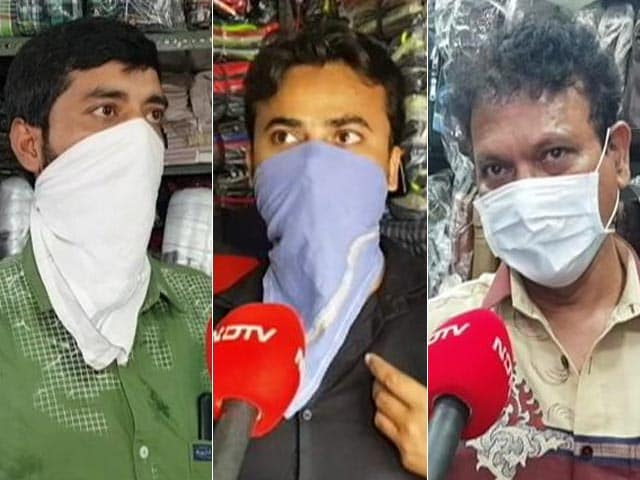 Video : Few Buyers, High Expenses: Traders Struggle Amid Pandemic