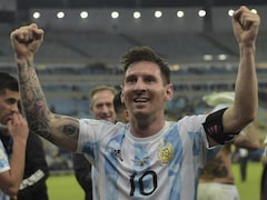 Copa America: Lionel Messi Dedicates Title Triumph To Argentines, Diego Maradona