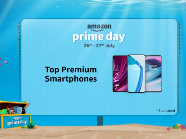 Video : [SPONSORED] Prime Day Sale 2021: Best Offers on Premium Phones
