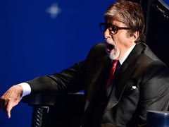 """Amitabh Bachchan's Working """"Round The Clock"""" Face. We Suggest Coffee"""