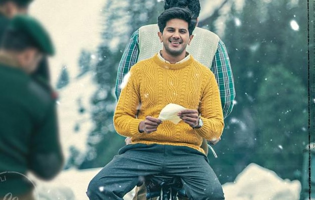 First Look: Dulquer Salmaan As Lieutenant Ram Will Steal Your Heart. Best 'Birthday Gift' Ever