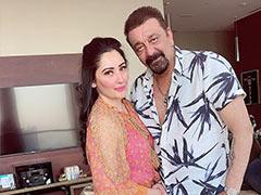 "To Sanjay Dutt And His ""Fighting Spirit"" - Read Wife Maanayata's Birthday Post"