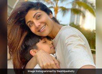 Watch: Shilpa Shetty's Yummy Sunday Binge With Son Viaan Will Make You Drool - Take A Look