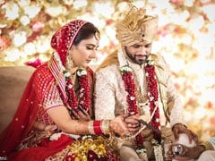 ICYMI: Rahul Vaidya And Disha Parmar In A Beautiful Pic From Their Wedding Ceremony
