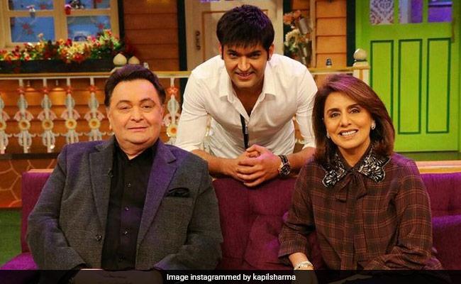 'Memories For Life': Kapil Sharma's 'Favourite Pic' Stars Rishi And Neetu Kapoor