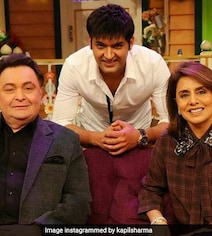 Kapil Sharma's 'Memories For Life' Post Stars Two Of His 'Favourites'