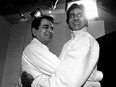 Cinema History Will Be Written As Before And After Dilip Kumar: <i>Shakti</i> Co-Star Amitabh Bachchan's Tribute