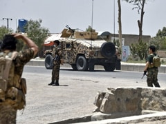Commandos Deployed As Afghan Forces Defend Cities From Taliban Attacks