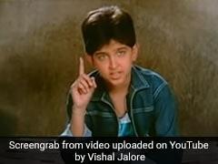 Hrithik Roshan Childhood Video: ऋतिक रोशन बचपन में ऐसे करते थे एक्टिंग और डांस, देखें थ्रोबैक वीडियो