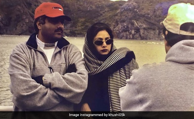 A Sridevi Memory From Khushi Kapoor's Album. 'The Coolest,' She Captioned This