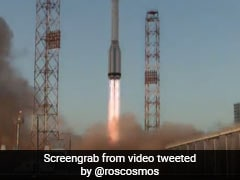 Watch: Russia Launches New Science Module To International Space Station