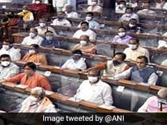 Lok Sabha Adjourned For Third Time Amid Protests Over Pegasus, Other Issues