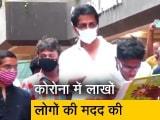 Video : अभिनेता सोनू सूद ने फैंस के साथ मनाया अपना जन्मदिन