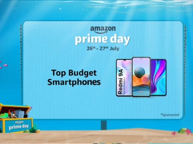 Video : [SPONSORED] Prime Day Sale 2021: Get the Best Deals for Budget Friendly Phones