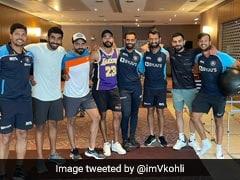 "England vs India: Virat Kohli And India Teammates All Smiles In ""Work Done"" Pic"