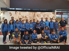 Tokyo Games: Indian Olympic Shooting Team Looking Forward To First Training Session