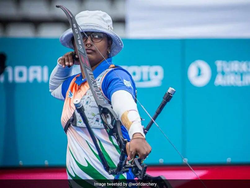 Tokyo Olympics: Pravin Jadhav To Partner Deepika Kumari At Archery Mixed Team Event