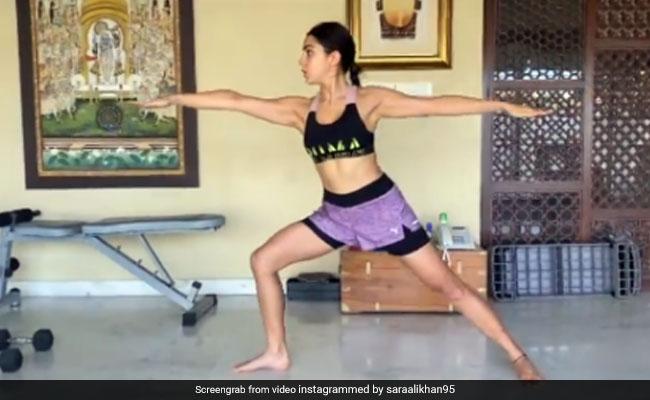 What OG Katrina Kaif Said About Sara Ali Khan's Workout