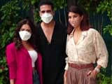 Video : Akshay Kumar, Jacqueline Fernandez, Nushrratt Bharuccha's <i>Ram Setu</i> Diaries
