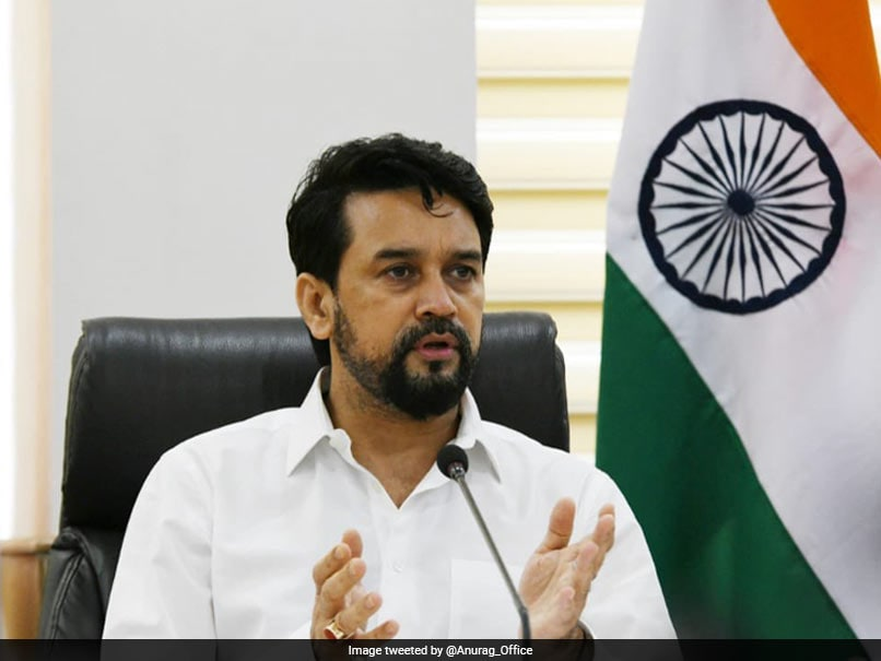 Tokyo Olympics: Sports Minister Anurag Thakur Chairs High-Level Committee Meeting To Review Indias Olympic Preparation