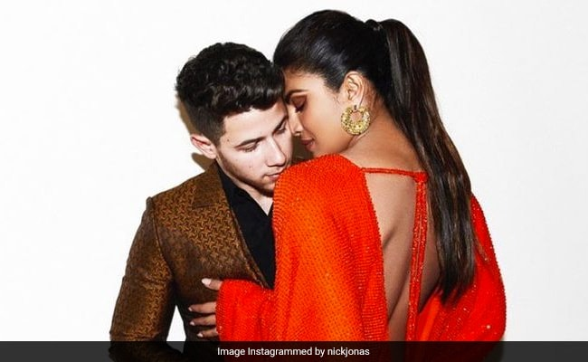 Throwback: Nick Jonas' Fiery Caption For Pic With Priyanka Chopra From Her Cannes Debut