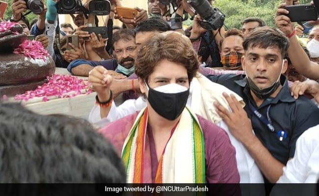 'PM's Certificate Can't Hide UP's Covid Truth': Priyanka Gandhi Vadra