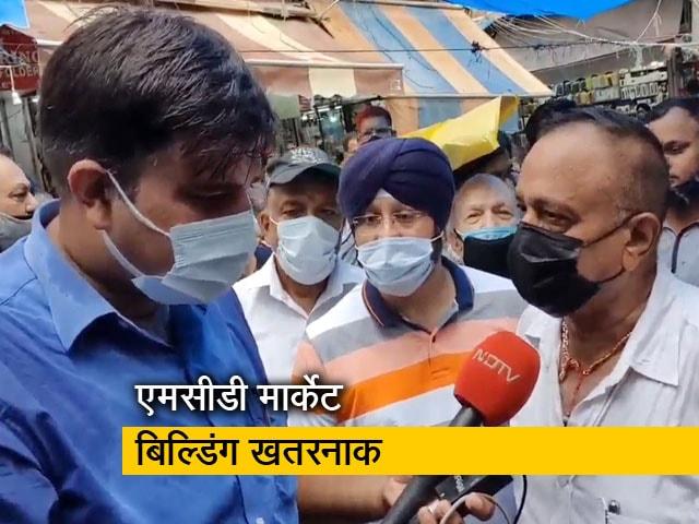 Videos : दिल्ली के गफ्फार मार्केट के व्यापारियों पर लटक रही तलवार, बता रहे हैं शरद शर्मा