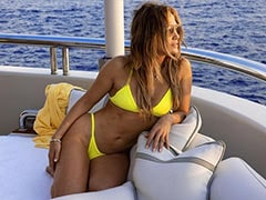 Jennifer Lopez Is A Ray Of Sunshine In New Pics. See What She Posted