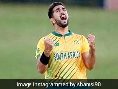 """Cricketers Sometime Feels Like """"Caged Circus Animals"""": South Africa Spinner Tabraiz Shamsi On Bio Bubble"""