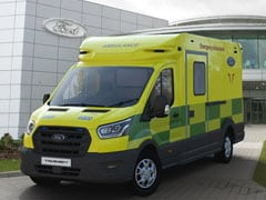 Ford and Venari Group Sign MoU To Produce Lightweight Ambulance In The UK