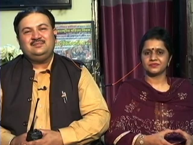 Video : COVID-19 Warriors: Meet The 'Ambulance Couple' Of Capital Delhi