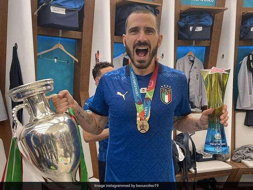 Watch: How Italys Star Defender Trolled Englands