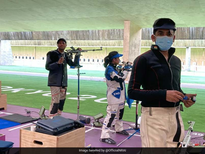 Tokyo Olympics: Indian Shooters Start Training In Tokyo