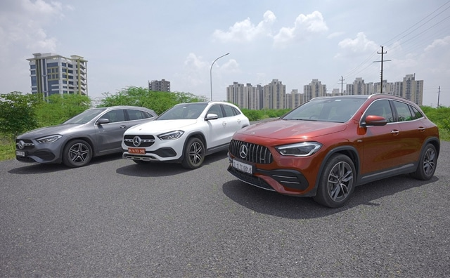 Video : Mercedes-Benz GLA Range Review