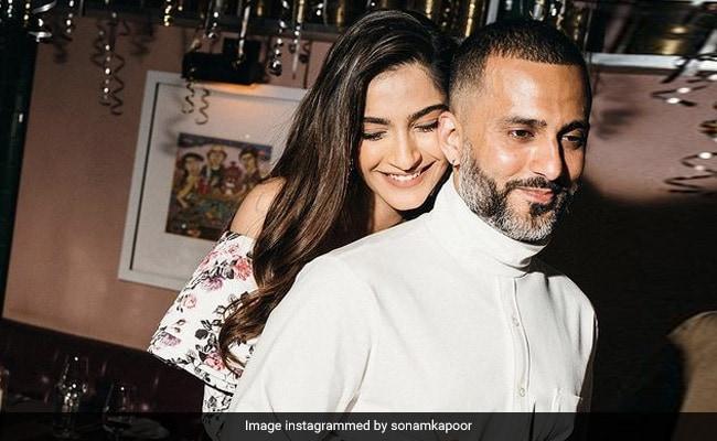 Anand Ahuja's 'Phenomenal' Birthday Celebrations Began With Sonam Kapoor's Loved Up Post