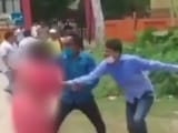 Video : Women's Panel Seeks Action Against Two Who Yanked Woman's Sari In UP