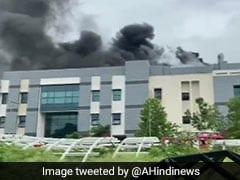Fire Breaks Out At IISER In Pune, Student Suffers Minor Injuries