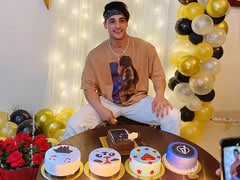 Inside Asim Riaz's 28th Birthday Celebrations With Girlfriend Himanshi Khurana