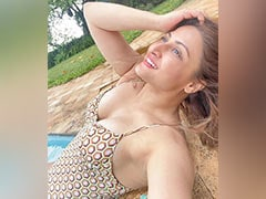 Water Baby Urvashi Dholakia Is Happiest In The Pool. Pics Here
