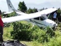 Trainer Aircraft Crashes In Madhya Pradesh's Sagar, No Casualty