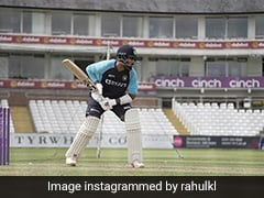 England vs India: KL Rahul Posts Pictures From Training Session. Here's How Athiya Shetty Reacted