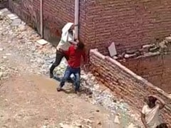 Caught On Camera: Man Slapped, Knocked Out In Haryana Colony Being Razed