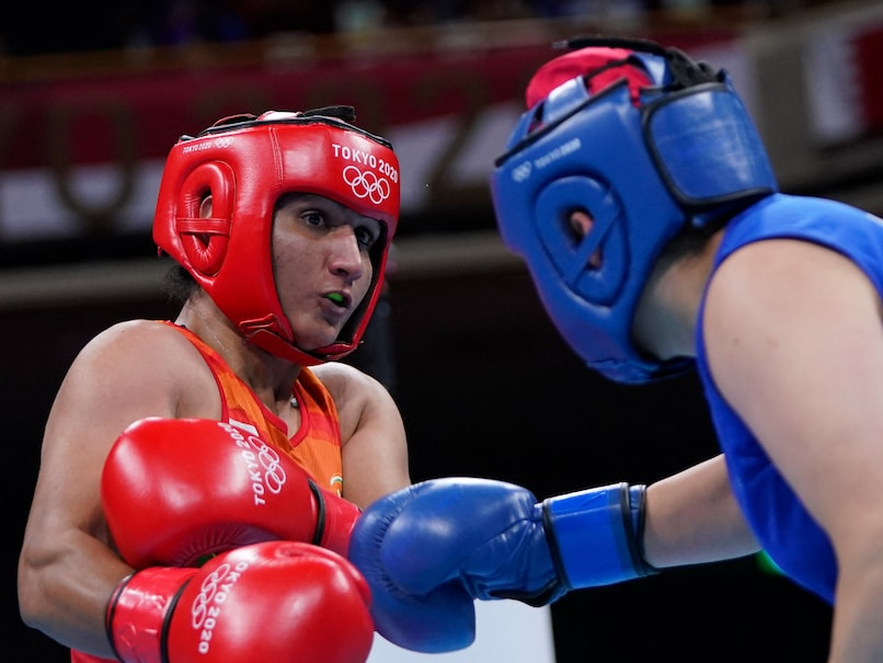 Tokyo Olympics: Boxer Pooja Rani Goes Down To Chinas Li Qian In Quarterfinals