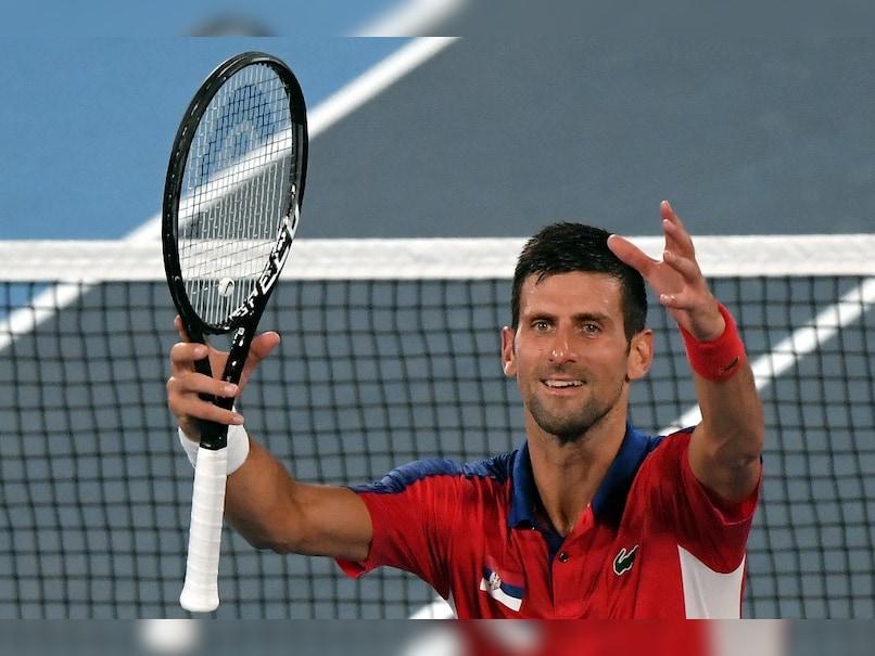 Tokyo Olympics: Novak Djokovic Romps Into Last Four As Belinda Bencic Reaches Final