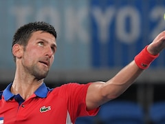 Tokyo Olympics: Novak Djokovic Loses Second Semifinal Of The Day In Mixed Doubles