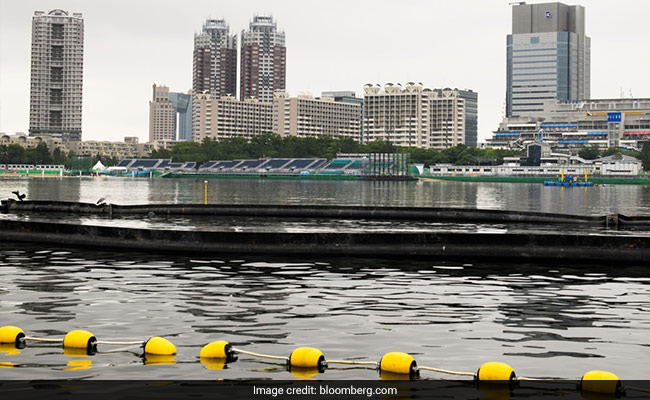 Just Days Before Olympics, Tokyo's Outdoor Swimming Venue Stinks